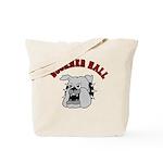 Buckner Hall Bulldogs Tote Bag