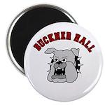 Buckner Hall Bulldogs Magnet