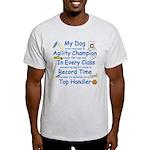 Agility Champion JAMD Light T-Shirt