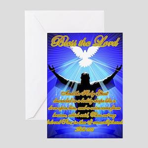 Reborn or Born Again Greeting Card