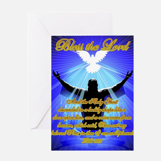 Reborn or Born Again Greeting Card