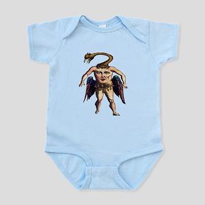 Mixed Up Monster Infant Bodysuit