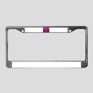 Matthew 5:16 License Plate Frame