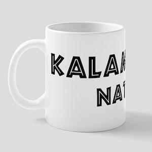 Kalamazoo Native Mug