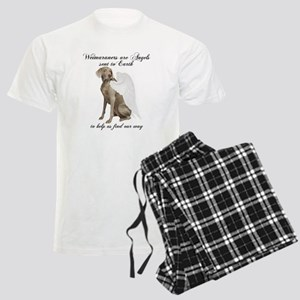 Weimaraner Men's Light Pajamas