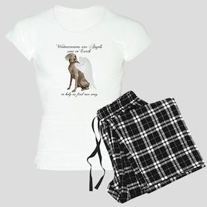 Weimaraner Women's Light Pajamas