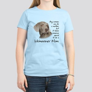 Weimaraner Mom Women's Light T-Shirt