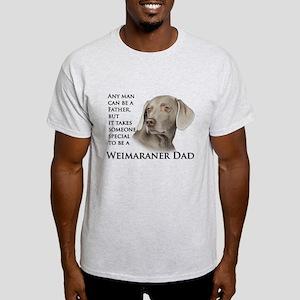 Weimaraner Dad Light T-Shirt