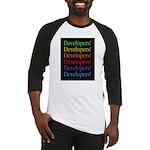 Developers (black) Baseball Jersey