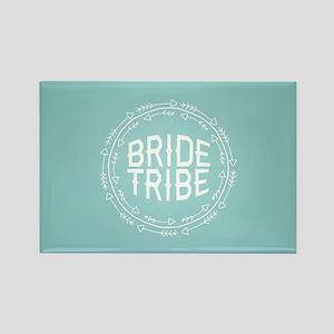 Bride Tribe Rectangle Magnet