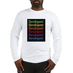 Developers (black) Long Sleeve T-Shirt