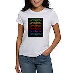 Developers (black) Women's T-Shirt