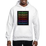 Developers (black) Hooded Sweatshirt