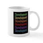 Developers (black) Mug