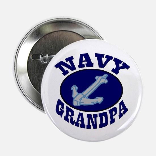 Navy Grandpa Button