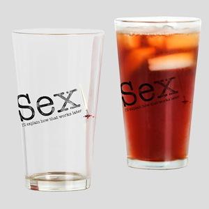 I'll explain how it works lat Drinking Glass