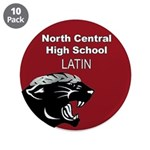 """Panther Latin 3.5"""" Button (10 pack)"""