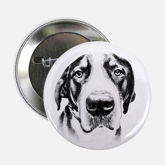 "SWISS MOUNTAIN DOG - 2.25"" Button"