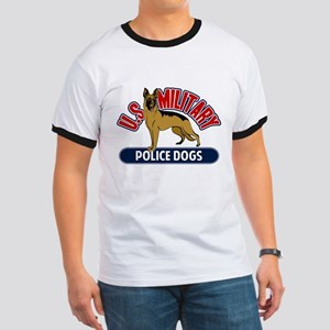 Military Police Dogs Ringer T