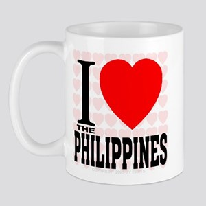 I Love The Philippines Mug