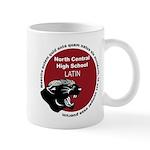 Panther Latin Mug