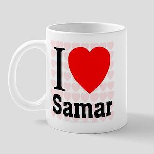 I Love Samar Mug