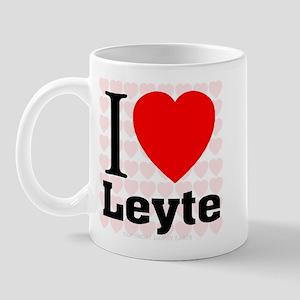 I Love Leyte Mug