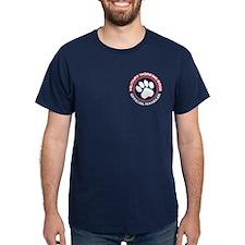 Military Working Dogs Dark T-Shirt