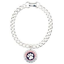 Military Working Dogs Charm Bracelet, One Charm