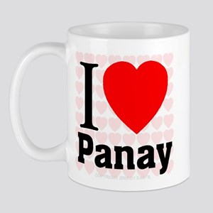 I Love Panay Mug