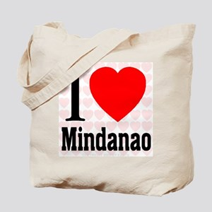 I Love Mindanao Tote Bag