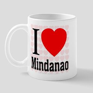 I Love Mindanao Mug