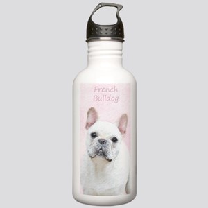 French Bulldog (Cream/ Stainless Water Bottle 1.0L