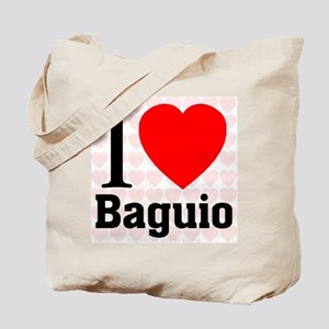 I Love Baguio Tote Bag