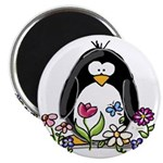 Garden penguin Magnet