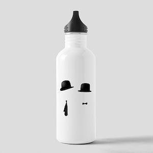 Laurel & Hardy Stainless Water Bottle 1.0L