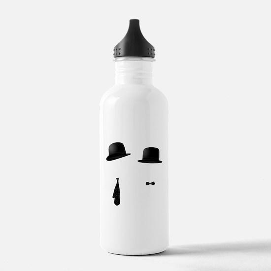 Laurel & Hardy Water Bottle