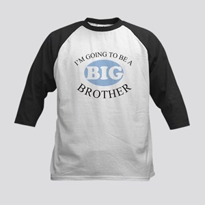 Going To Be A Big Brother Kids Baseball Jersey