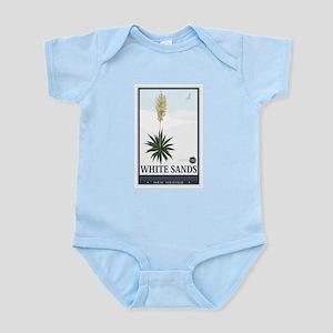 National Parks - White Sands 2 1 Infant Bodysuit