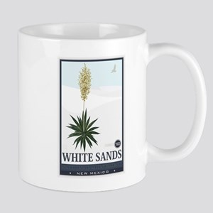 National Parks - White Sands 2 1 Mug