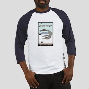 National Parks - White Sands 4 Baseball Jersey