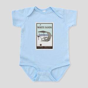 National Parks - White Sands 4 Infant Bodysuit