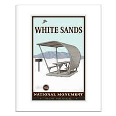 National Parks - White Sands 4 Posters