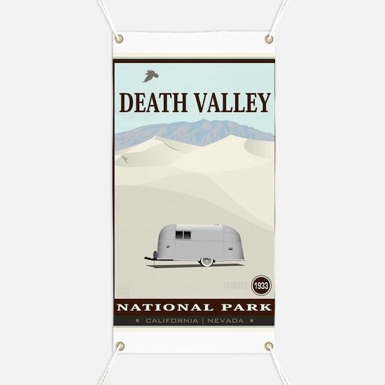 National Parks - Death Valley 1 Banner
