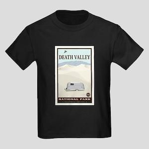 National Parks - Death Valley 1 Kids Dark T-Shirt