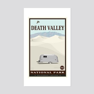 National Parks - Death Valley 1 Sticker (Rectangle