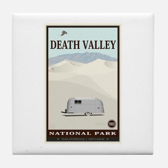 National Parks - Death Valley 1 Tile Coaster