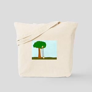 Imitating Bird Tote Bag