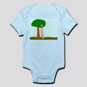 Imitating Bird Infant Bodysuit
