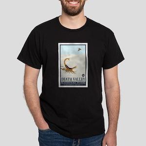 National Parks - Death Valley 2 Dark T-Shirt